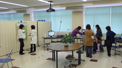 小玉研究室の展示