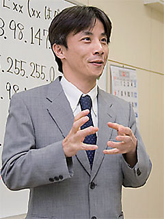山口広行 准教授