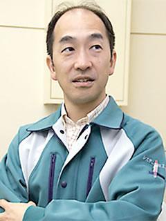 嶋脇秀隆 教授