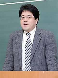 武山泰 教授